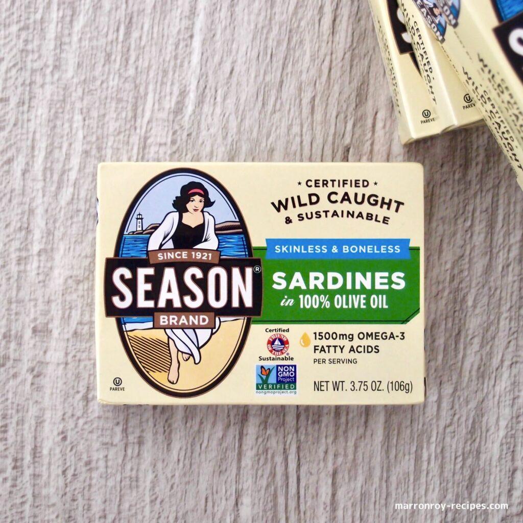 one sardine