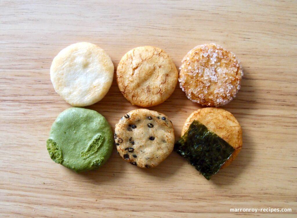6 flavors