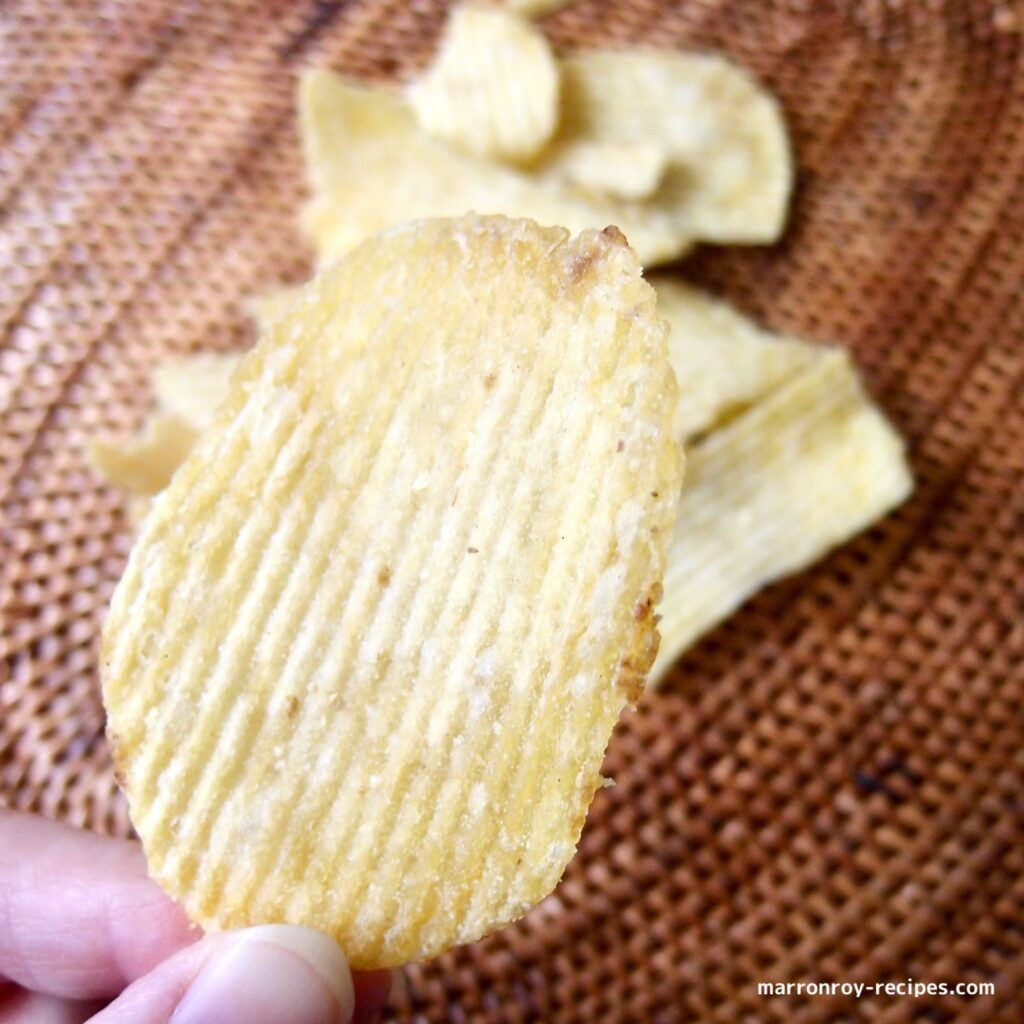one chip