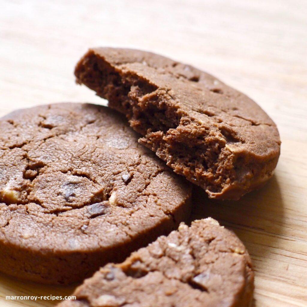cut cookies