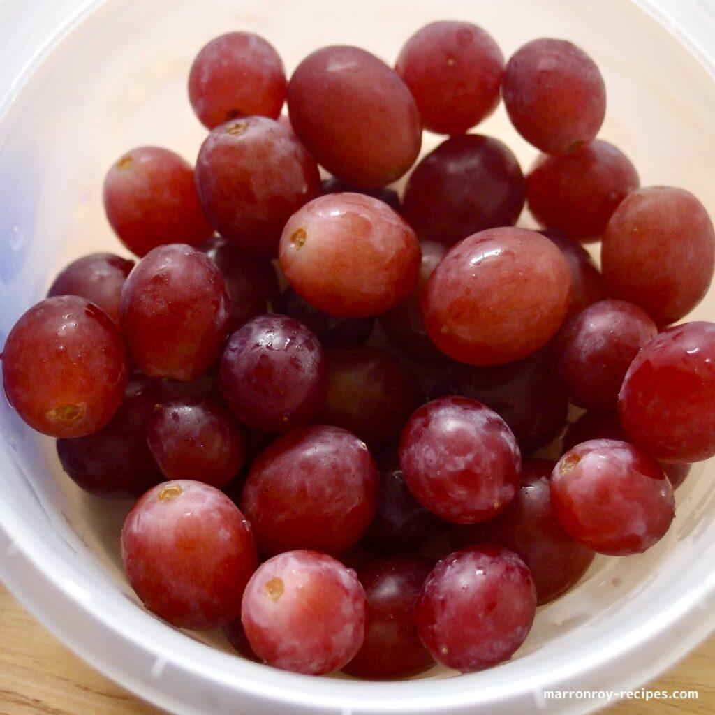 grape in a cup