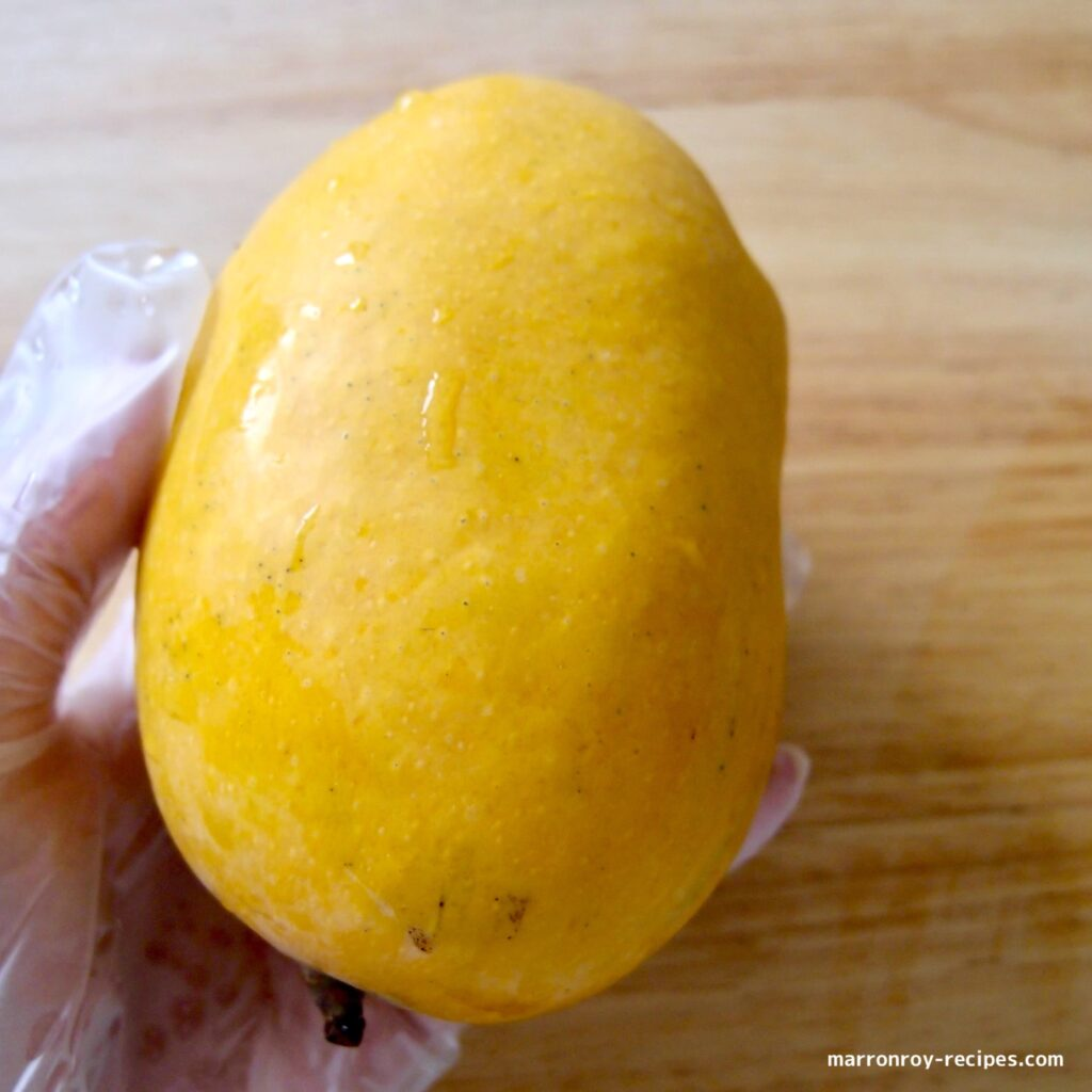 mango up