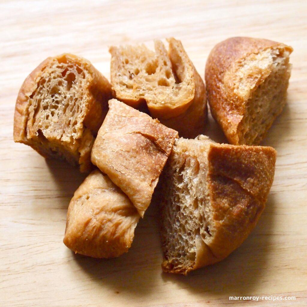 cut breads