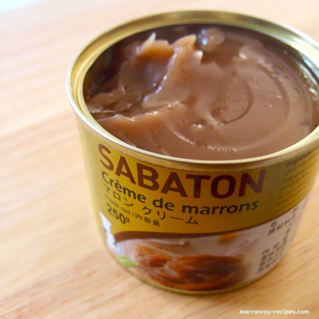 marron cream